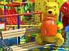 Декоративный персонаж «ВИННИ ПУХ» для детских лабиринтов