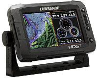 Эхолот-картплоттер Lowrance HDS-7 GEN2 TOUCH