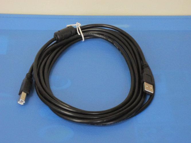 Кабель USB для принтера, длина 3 м.USB 2.0, Алматы