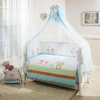 Комплект для кроватки Perina Глория (7 предметов)  Hello