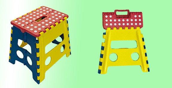 Складной стульчик для детей и взрослых, фото 2