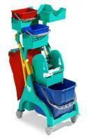Тележка для уборки Nick Plus 110