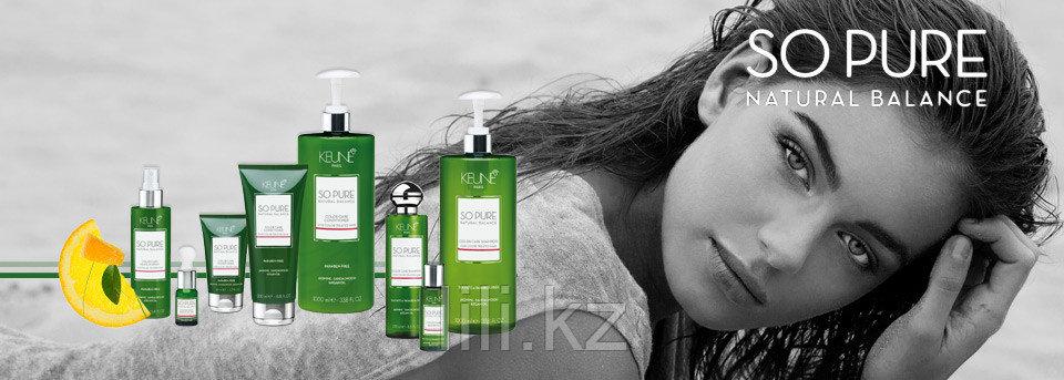 "Шампунь ""Обновляющий"" против перхоти и зуда Keune So Pure Natural Balance Exfoliating Shampoo 250 мл - фото 3"