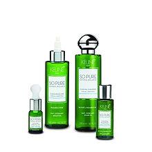 Комплекс«Освежающий» восстанавливает и освежает волосы и кожу головы - Keune So Pure Natural Balance