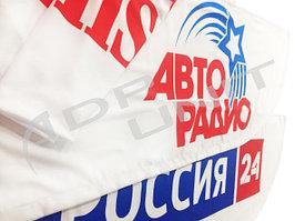Печать на флаговой ткани