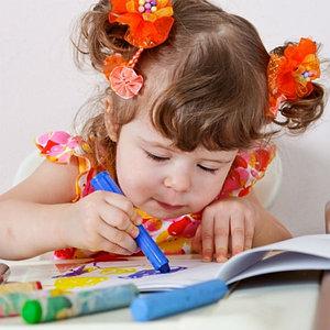 детское творчество и рисование, общее