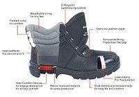Большой выбор зимней и летней рабочей обуви, спецобуви. Производство обуви на заказ. Европейская рабочая обувь. Скидки, доставка.