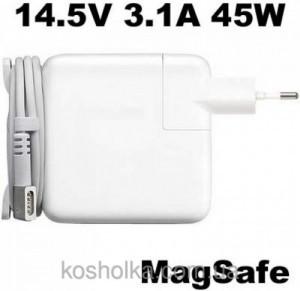 Блок питания  для  MacBook (14.5V 3.1А 45W)