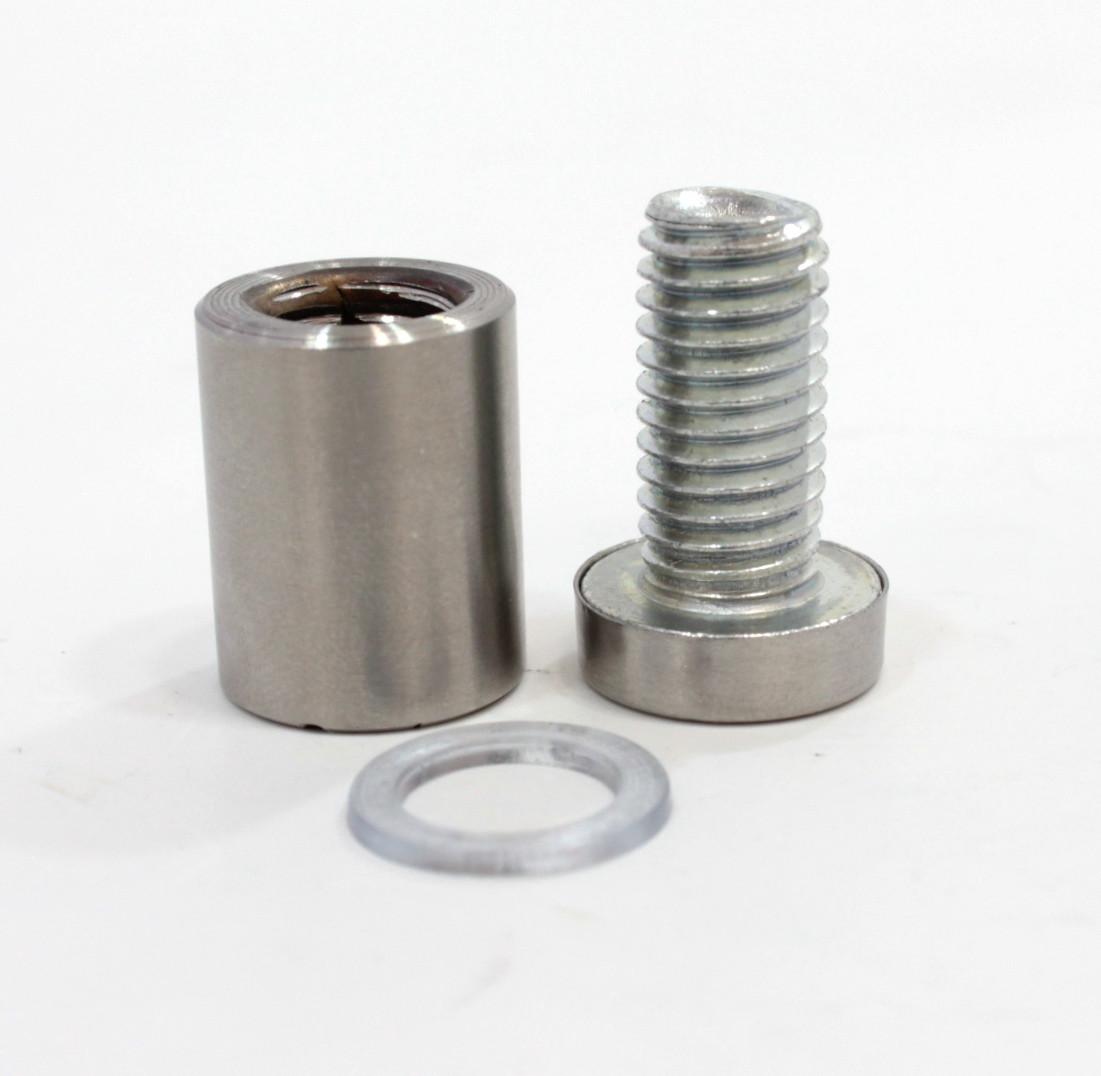 Дистанционный держатель 16х25 мм МАТОВЫЙ