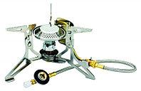 Плитка газовая KOVEA Мод. BOOSTER DUAL MAX (от 230г/450г/бензин)(вес-340г)(123 г/ч) R 43018