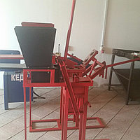 Ручной станок для лего кирпича
