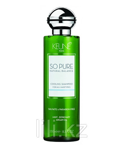 Шампунь «Освежающий» - Keune So Pure Cooling Shampoo 250 мл.