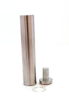 Дистанционный держатель 19х100 мм МАТОВЫЙ