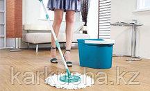 Швабра с  ведром и отжимом Spin mop