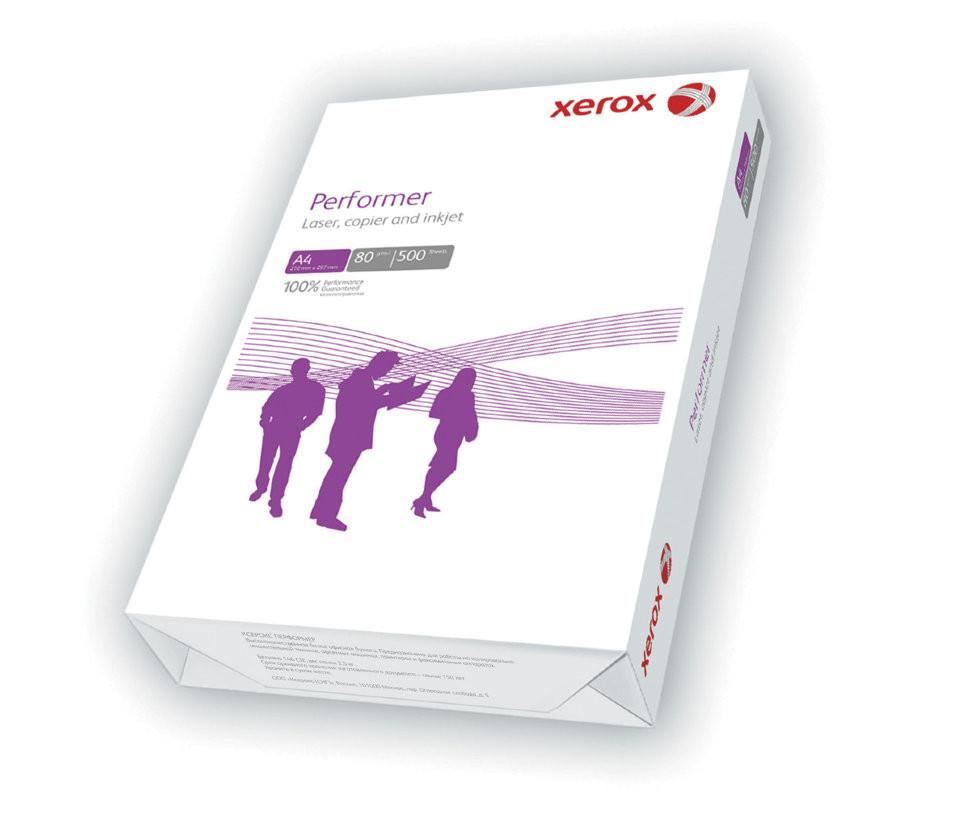 Бумага Перформер Xerox A4, 80г / м2, 500л,CIE 143%, класс С