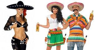 Мексиканская вечеринка (латино вечеринка)