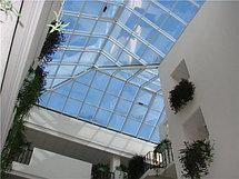 Светопрозрачные конструкции (крыши, козырьки)