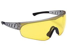 Очки защитные, поликарбонатные желтые линзы Stayer