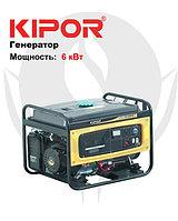 Портативный генератор KGE6500X3 KIPOR