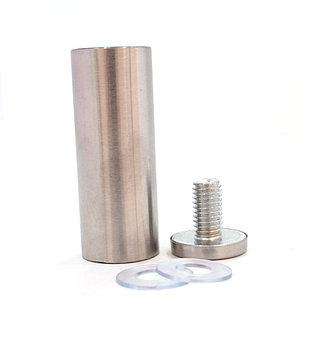 Дистанционный держатель 25х70 мм МАТОВЫЙ