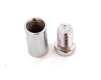 Металлический дистанционный держатель 10х25 мм