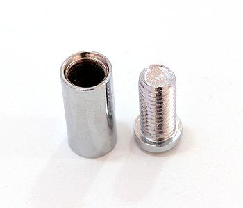 Металлический дистанционный держатель 10х30 мм