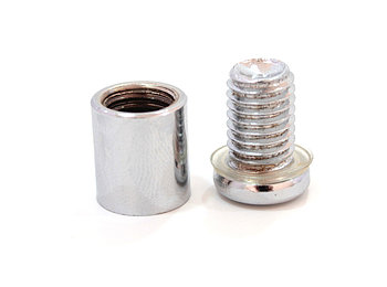 Металлический дистанционный держатель 14х20 мм