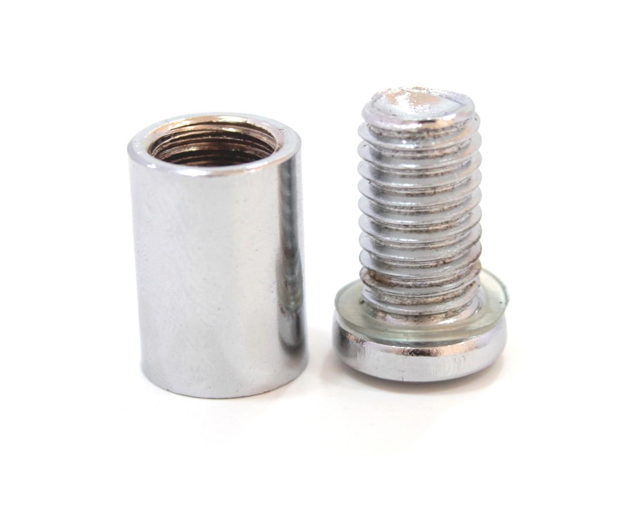 Металлический дистанционный держатель 14х25 мм