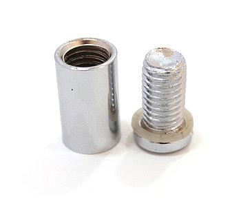 Металлический дистанционный держатель 14х30 мм