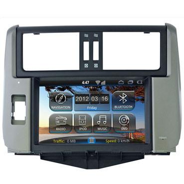 ШТАТНАЯ МАГНИТОЛА TOYOTA Prado-150 2010+ (Android) INCAR AHR-2299 PR