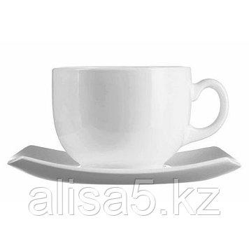 QUADRATO белый сервиз чайный 160 мл, уп.