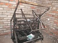 Станок для производства сплитерных блоков «Команч-4»