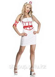 Костюм Медсестра платье скромное