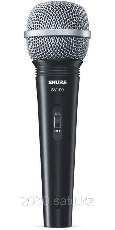 Шнуровой микрофон Shure SV100-А