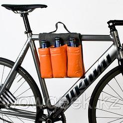 Велосипедная сумка для напитков
