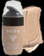 MIRRA Тональная основа - тон «Светло-бежевый»