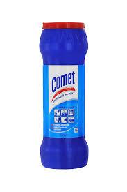 Чистящий порошок «Comet» 400 г в твердой упаковке