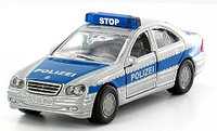 Полицейский мерседес