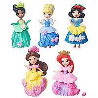 Игровой набор из 5-ти маленьких кукол Королевское сияние