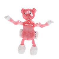 Заводная танцующая Свинка Поли Z WindUps