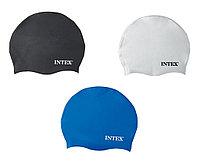 Силиконовая шапочка для плавания Silicone Swim Cam