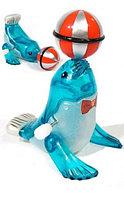 Заводная игрушка Цирковой тюлень Саша