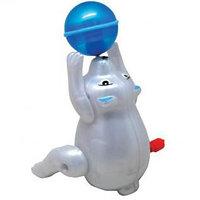 Заводная игрушка Белый медведь Полярник