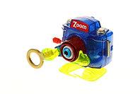 Заводная игрушка Фотоаппаратик Зум