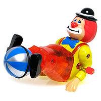Заводная игрушка Клоун Чарли