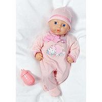 Игрушка my first Baby Annabell Кукла с бутылочкой, фото 1