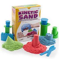 WabaFun Цветной кинетический песок 3 цвета, 3 кг