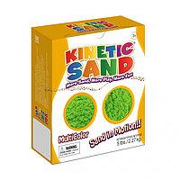 WabaFun Кинетический песок зеленого цвета 2,27 кг, фото 1