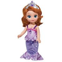 SOFIA008 Кукла Disney Принцесса София 15см, на бат. озвуч., с аксесс. на блистере, фото 1