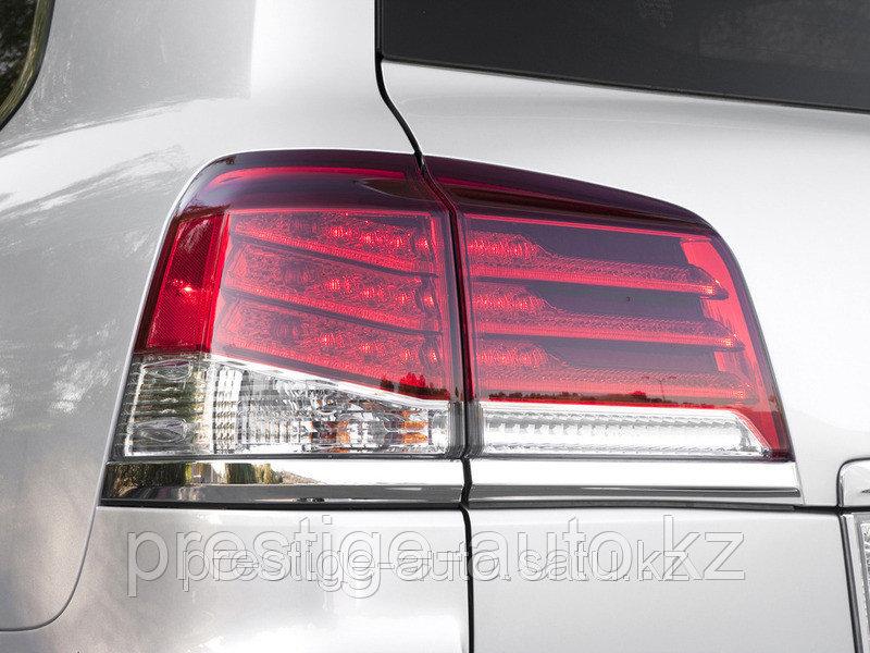 Фонари задние рестайлинговые Lexus LX 570 2012-
